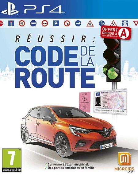 Echanger le jeu Reussir : Code de la Route sur PS4