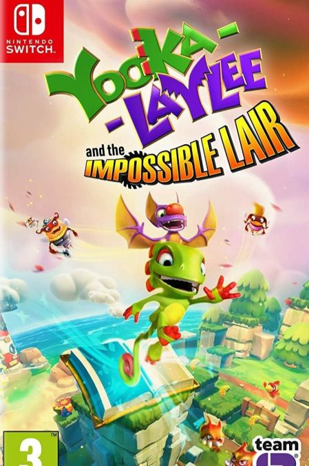 Echanger le jeu Yooka-Laylee: The Impossible Lair sur Switch