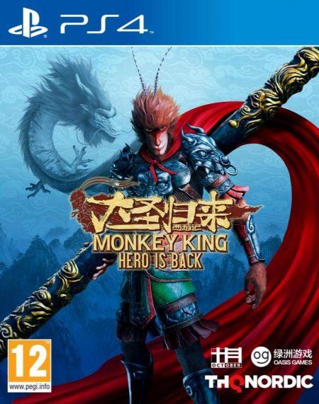 Echanger le jeu The Monkey King : Hero is Back sur PS4