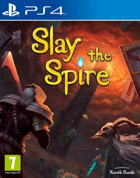 Echanger le jeu Slay the Spire sur PS4