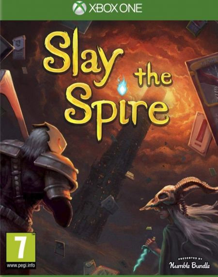 Echanger le jeu Slay the Spire sur Xbox One