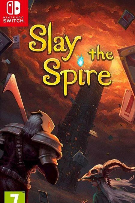 Echanger le jeu Slay the Spire sur Switch