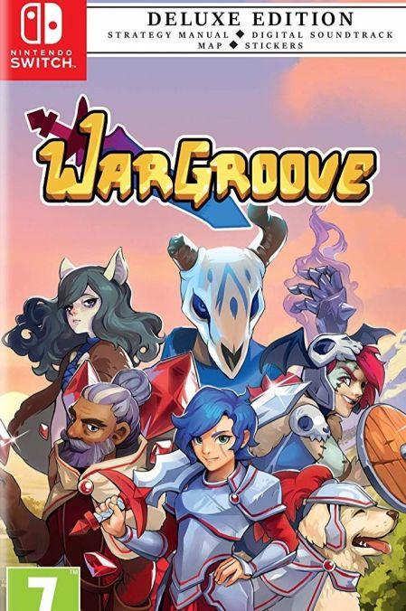 Echanger le jeu WarGroove sur Switch