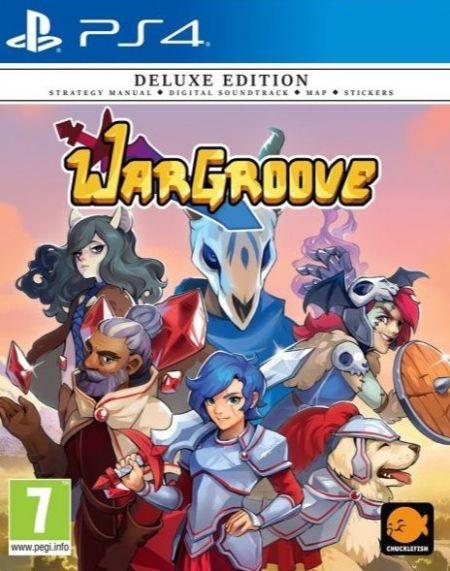 Echanger le jeu WarGroove sur PS4