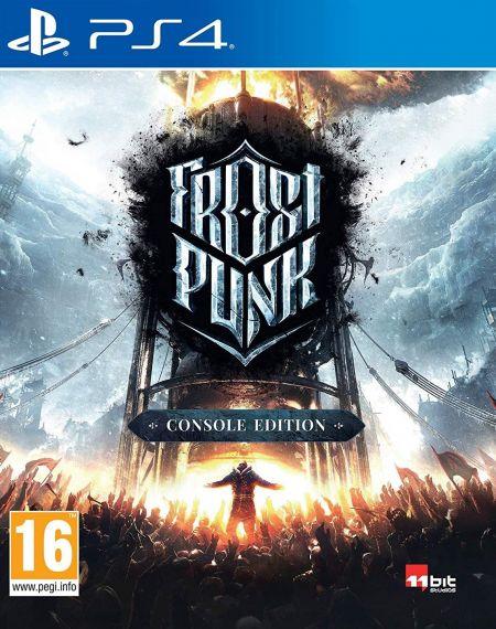 Echanger le jeu Frostpunk - Console Edition sur PS4