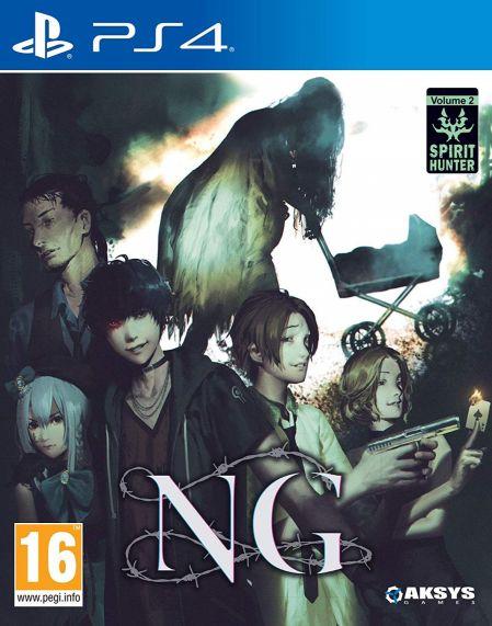 Echanger le jeu Spirit Hunter : NG sur PS4