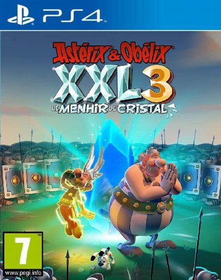 Echanger le jeu Asterix & Obelix XXL 3 : le Menhir de Cristal sur PS4