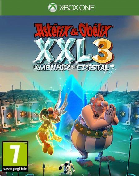 Echanger le jeu Asterix & Obelix XXL 3 : le Menhir de Cristal sur Xbox One