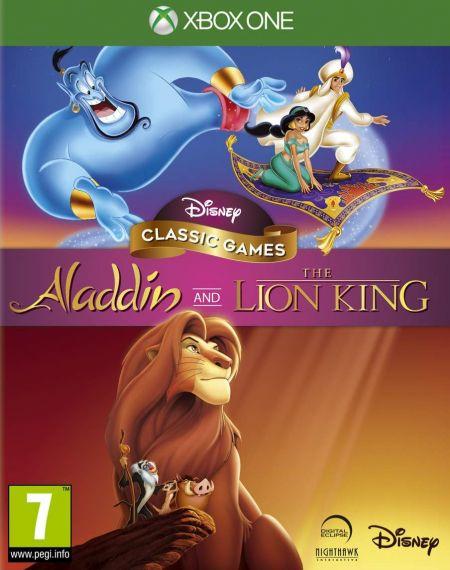 Echanger le jeu Disney Classic Games : Aladdin And The Lion King sur Xbox One