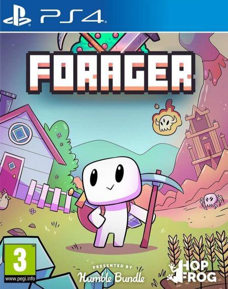 Echanger le jeu Forager sur PS4