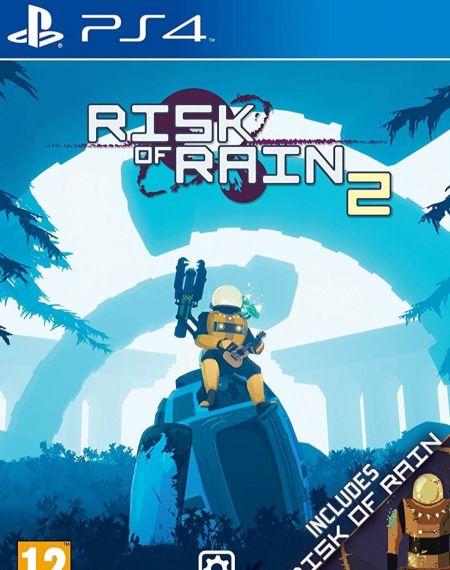 Echanger le jeu Risk of Rain 2 sur PS4