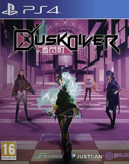 Echanger le jeu Dusk Diver sur PS4