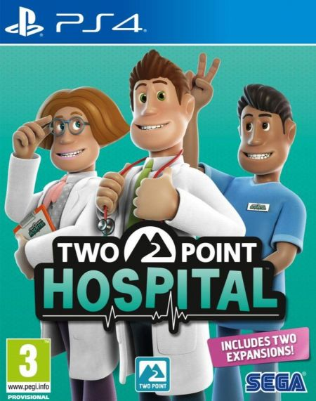 Echanger le jeu Two Point Hospital sur PS4