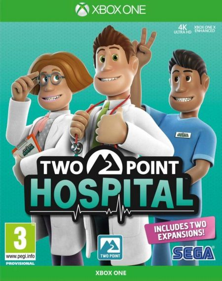 Echanger le jeu Two Point Hospital sur Xbox One