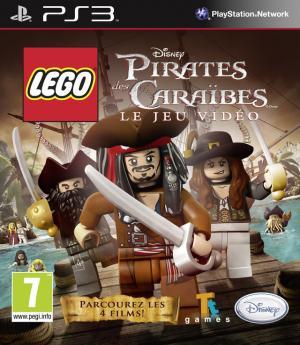 Echanger le jeu LEGO Pirates des Caraïbes sur PS3