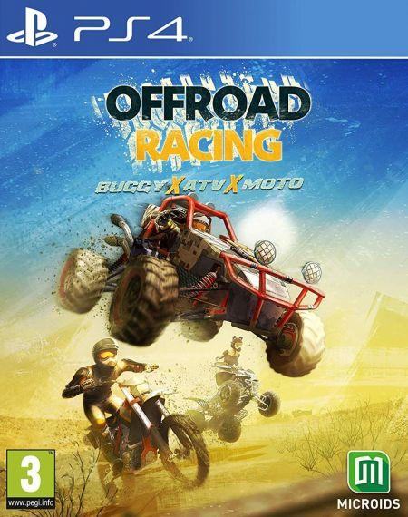 Echanger le jeu Offroad Racing - Buggy X ATV X Moto sur PS4