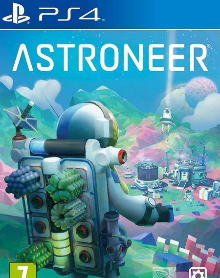 Echanger le jeu Astroneer sur PS4