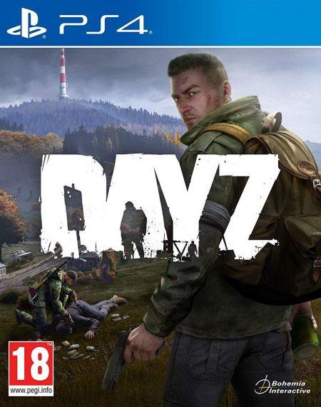 Echanger le jeu DayZ (Internet Requis) sur PS4
