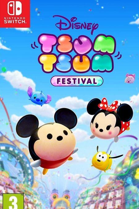 Echanger le jeu Disney - Tsum Tsum Festival  sur Switch