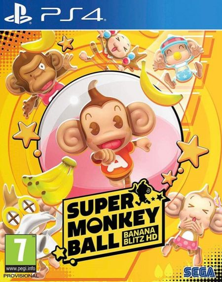 Echanger le jeu Super Monkey Ball : Banana Blitz HD sur PS4