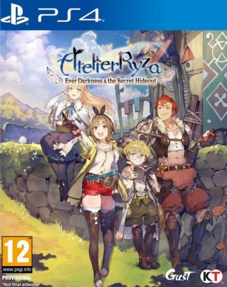 Echanger le jeu Atelier Ryza: Ever Darkness & The Secret Hideout sur PS4