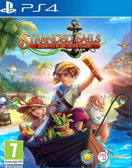 Echanger le jeu Stranded Sails - Explorers of the Cursed Islands sur PS4