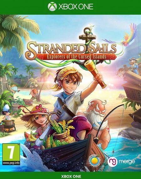 Echanger le jeu Stranded Sails - Explorers of the Cursed Islands sur Xbox One