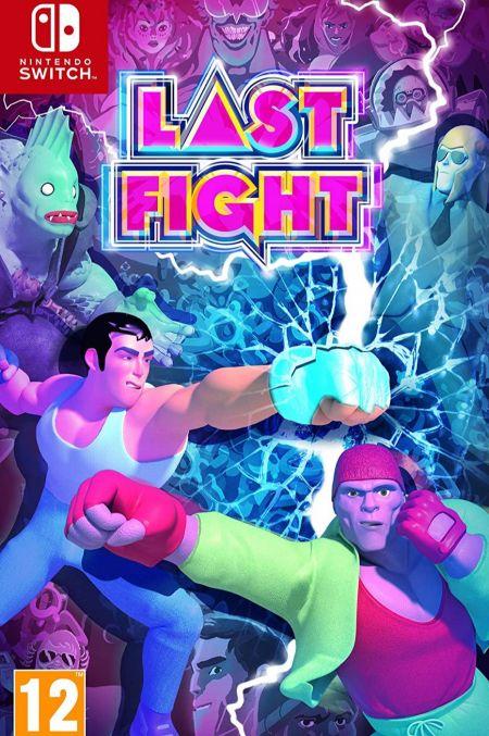 Echanger le jeu Last Fight sur Switch