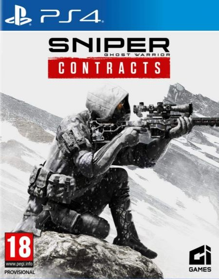 Echanger le jeu Sniper Ghost Warrior - Contracts sur PS4