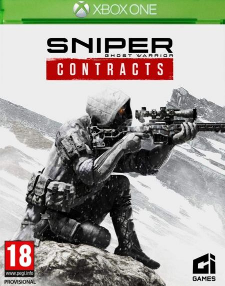 Echanger le jeu Sniper Ghost Warrior - Contracts sur Xbox One