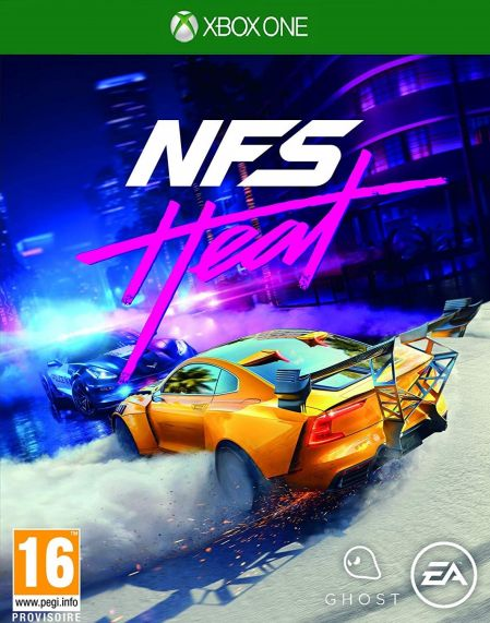 Echanger le jeu Need For Speed Heat sur Xbox One