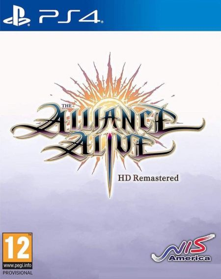 Echanger le jeu The Alliance Alive HD Remastered sur PS4