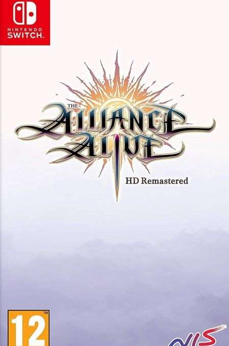 Echanger le jeu The Alliance Alive HD Remastered sur Switch