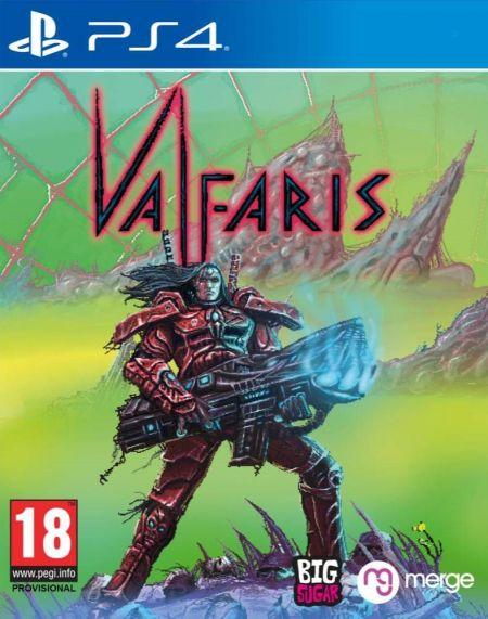 Echanger le jeu Valfaris sur PS4