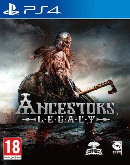 Echanger le jeu Ancestors Legacy sur PS4