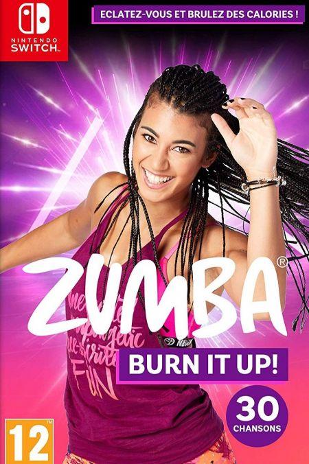 Echanger le jeu Zumba Burn It Up! sur Switch