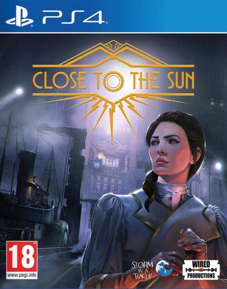 Echanger le jeu Close to the Sun sur PS4