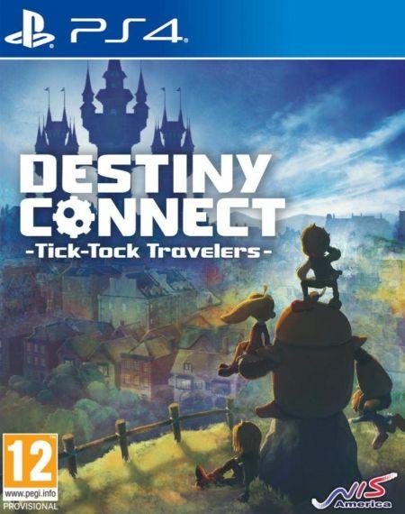 Echanger le jeu Destiny Connect - Tick Tok Travelers sur PS4