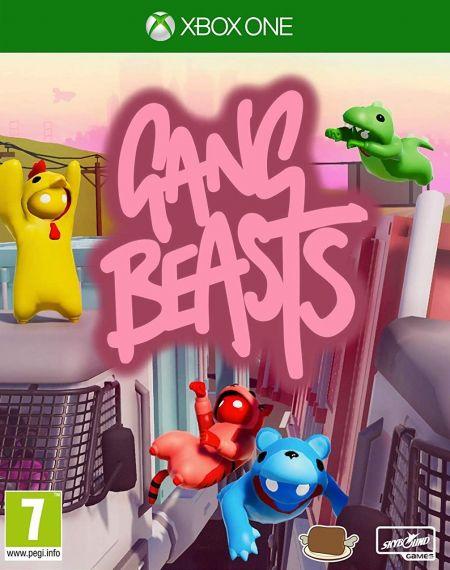 Echanger le jeu Gang Beasts sur Xbox One