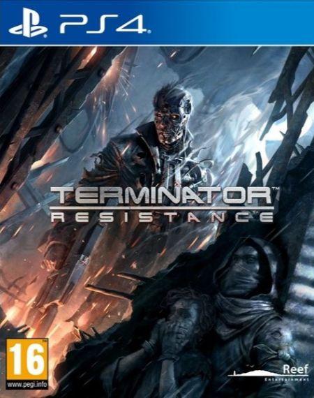 Echanger le jeu Terminator Resistance sur PS4
