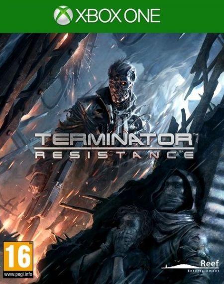 Echanger le jeu Terminator Resistance sur Xbox One