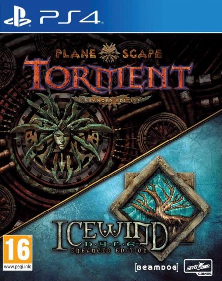 Echanger le jeu Planescape: Torment & Icewind Dale - Enhanced Edition sur PS4