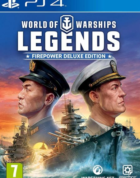 Echanger le jeu World of Warships: Legends sur PS4