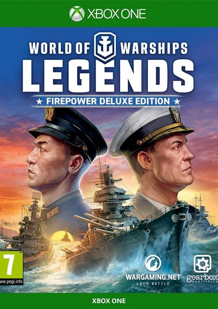 Echanger le jeu World of Warships: Legends sur Xbox One