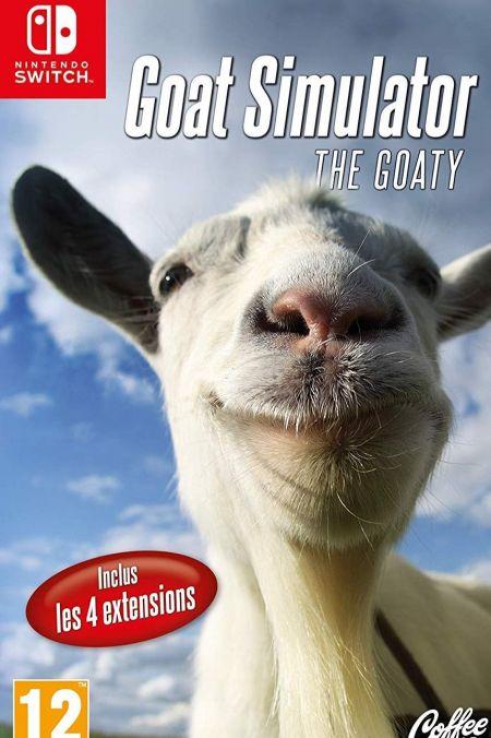 Echanger le jeu Goat Simulator: The GOATY sur Switch