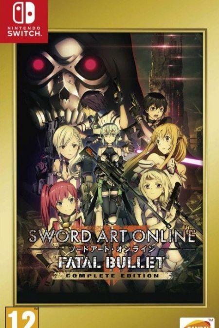 Echanger le jeu Sword Art Online: Fatal Bullet - Complete Edition sur Switch