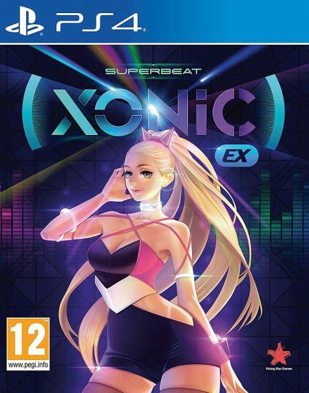 Echanger le jeu Superbeat Xonic EX sur PS4