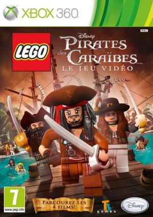 Echanger le jeu LEGO Pirates des Caraïbes sur Xbox 360