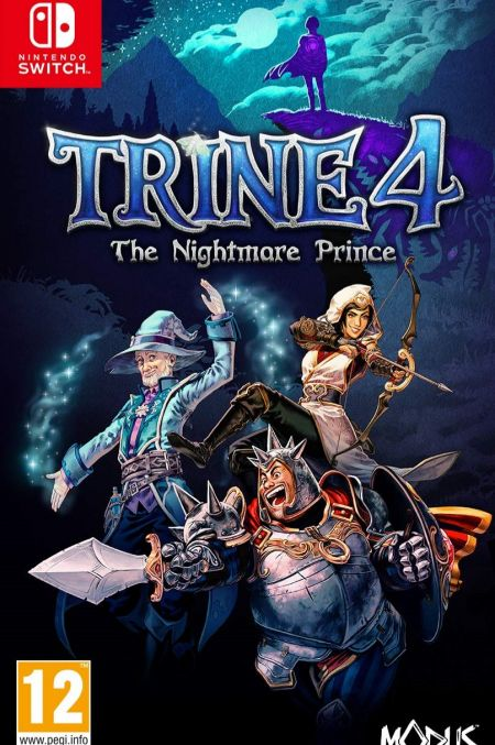Echanger le jeu Trine 4 - The Nightmare Prince sur Switch