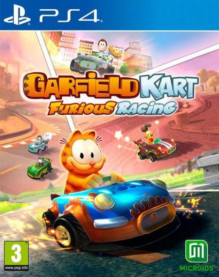 Echanger le jeu Garfield Kart Furious Racing sur PS4